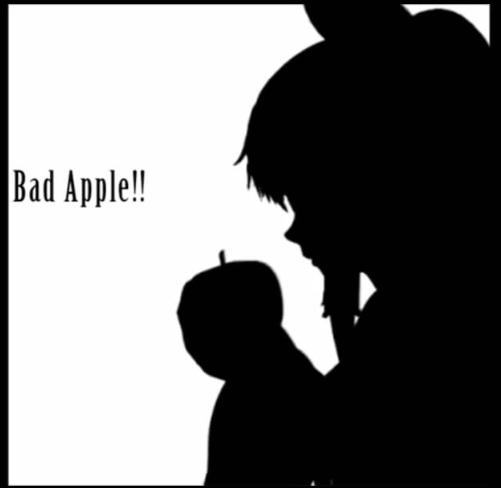 このりんご食べていいのかしら?