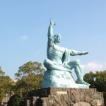 LOVE and PEACE 長崎 平和公園