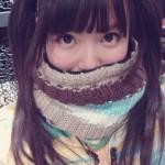 渋谷は粉雪降ってる