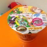 ラブライブ カップ麺