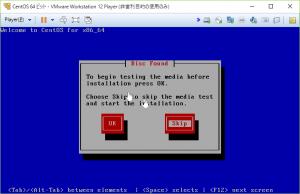 SnapCrab_CentOS 64 ビット - VMware Workstation 12 Player (非営利目的の使用のみ)_2015-11-17_0-10-47_No-00