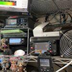 提供中のAPRS及びWIRES-X 無線機ラック配置換えの為2021/07/28-08/01 24:00程度まで停波を予定しています